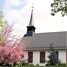 Foto der Ev. Johanniskirche