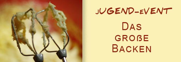 Jugend-Event im Joki: Das große Backen