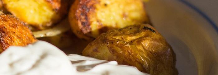 Online-Kinderbackkurs: Ofenkartoffeln mit Quark