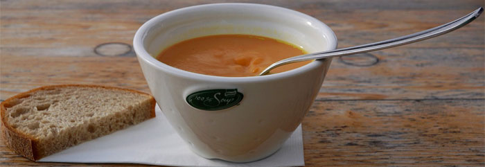 Online-Kinderkochkurs: Rote Currysuppe