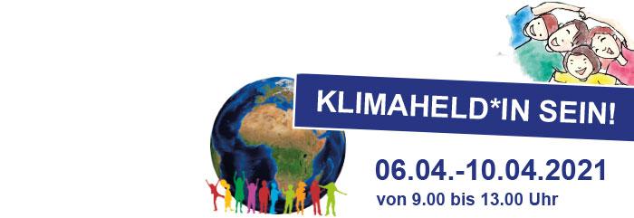 """Osterferienprojekt """"Klimaheld_in sein!"""" für Kinder ab 6 Jahren"""